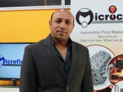 Photo: Brian Naidoo, Managing Director, Microfinish