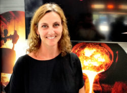 Marina Giacopinelli, Managing Director, Fundigex Casting & Foundry Suppliers from Spain, Leioa, Spain