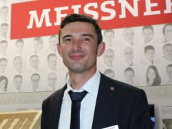 Photo: Andreas Pedure, Key Account Manager, Meissner